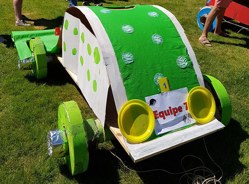 Atelier Car Box